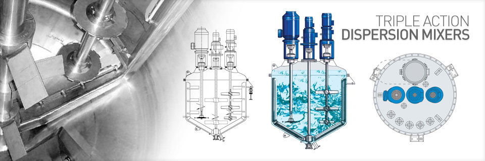 High Speed Industrial Mixers Greaves