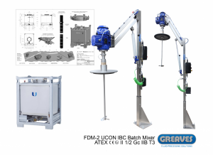 IBC Fluid Mixers From Greaves Fluid Processing Solutions