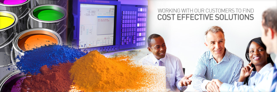 Working with our customers to find cost effective solutions